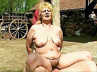 Linda a solas con casting x españolas Sally